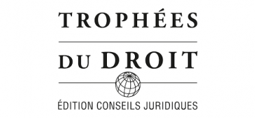 "LAVOIX wins Trophées du Droit Gold Award in the ""Intellectual Property Advisory : Trademarks"" Category"